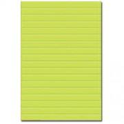 Maxwhite STRIPES zelený 300 x 450mm glazovaný