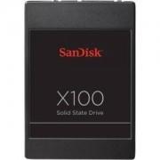 SanDisk X100 SSD-hårddisk 128GB (beg)