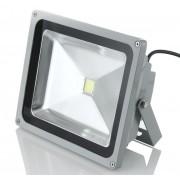 Proiector LED SMD 30W Economic 6500K ( Lumina Rece) 220V de Interior si Exterior