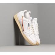 adidas Continental 80 Ftw White/ Core Black/ Solar Orange