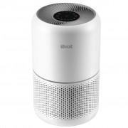 Purificator de aer Levoit Core 300, Alb, Filtru True HEPA, Carbon activ, Super silent, Touch screen