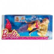 Barbie Sparkle Lights Mermaid CMG74