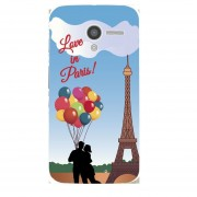 Case Motorola Moto X - Love Paris