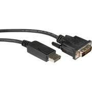 Cable DP M - DVI M, 5m, Value 11.99.5612