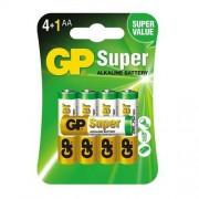 GP 5 x bateria alkaliczna GP Super Alkaline LR6/AA
