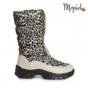 Apreschiuri copii Leopard Bej/Mariene