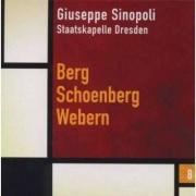 Berg/ Schonberg/ Webern - Various Works (0825646941407) (8 CD)