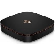 Mini Sistem PC HP Elite Slice G1 (Procesor Intel® Core™ i5-6500T (6M Cache, up to 3.10 GHz), Skylake, 4GB, 256GB SSD, Intel® HD Graphics 530, Wireless AC, Win10 Pro 64) + Modul HP ODD