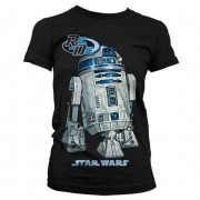 Star Wars R2D2 Girly T-Shirt