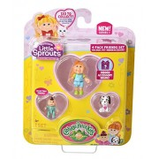 Cabbage Patch Kids Little Sprouts Friends 4 Pack - Assorted Styles