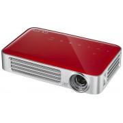 Videoproiector Vivitek QUMI Q6, 800 lumeni, 1280 x 800, 30000:1, HDMI (Rosu)