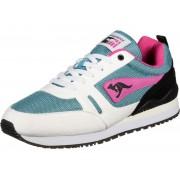 KangaROOS Omniracer Herren Schuhe weiß türkis pink Gr. 40,0