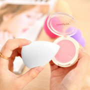 Great Beauty Facial Makeup Water-drop Sponge Blending Foundation Smooth Sponge Cleansing Cosmetic Cotton Pads
