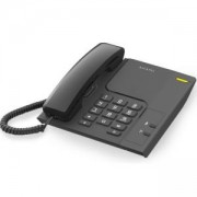 Стационарен телефон Alcatel Temporis 26, Черен, 1010115
