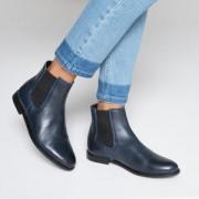 Leren boots Chelsea