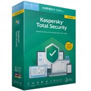 Actualización de Kaspersky Total Security 2020 1 Dispositivo 1 Año