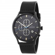 Sidegren Charcoal Revil Chronograph Klocka