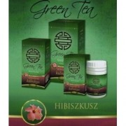 Vita Crystal Green Tea Hibiszkusz - 200g