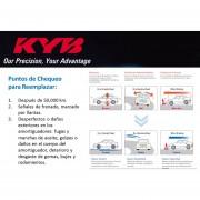 Amortiguador Convencional Auto Chevrolet Captiva 11-13 Trasero Ambos