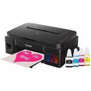 Impresora De Inyección De Tinta Canon G3100-Color