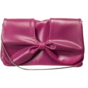 Louise Belgium Women Casual Pink Leatherette Sling Bag