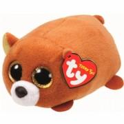 Jucarie Plus 10 cm Teeny Tys Windsor brown bear TY