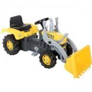Детски трактор с педали и кормило, Dolu, 8690089080516