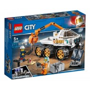 Lego City Space Port (60225). Prova di guida del Rover