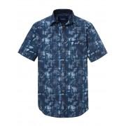 Babista herenmode Overhemd BABISTA Blauw