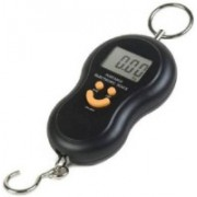 Insasta 40 Kg Portable Electronic Luggage Weighing Scale(Black)