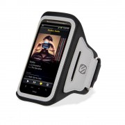 Banderola sport soundKASE Scosche pentru smartphone Android (Negru)