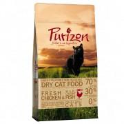 6,5кг Adult Purizon, суха храна за котки с пилешко и риба, без зърно