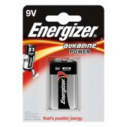 Energizer Baterie alkaiczne 6LR61 INTELLIGENT 9V