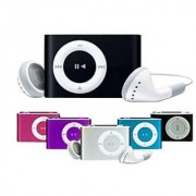 Mp3 Player With Ear Phones without charging cable