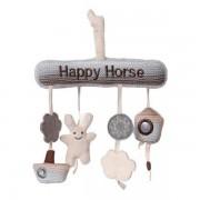 Happy Horses Mobile de Hochets Cookies Happy Horse - Doudou pour bébé