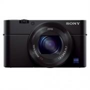"Fotoaparát SONY DSC-RX100M3, 20,1Mpix, f/1.8-2.8/24-70mm, 2,9x zoom, 3""LCD, WiFi, NFC"