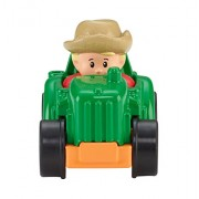 Fisher-Price Little People Wheelies Tractor
