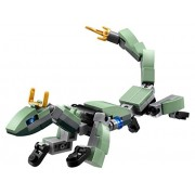 Lego 30428 Green Ninja Mech Dragon Micro Build