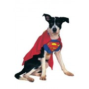 Rubie's Pet Small Superdog Costume Officially Licensed Superman Trademark by Costume Co