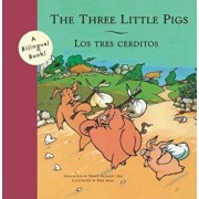 The Three Little Pigs/Los Tres Cerditos, Paperback/Merce Escardo I. Bas