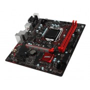MSI B250M GAMING PRO Intel B250 LGA 1151 (Socket H4) Micro ATX motherboard