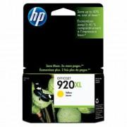 CD974AE Tintapatron OfficeJet 6000, 6500 nyomtatókhoz, HP 920xl sárga, 700 oldal (TJHCD974A)