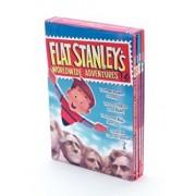 Flat Stanley's Worldwide Adventures '1-4, Paperback/Jeff Brown