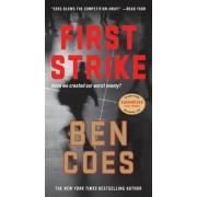 First Strike: A Thriller, Paperback/Ben Coes