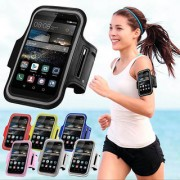 ARM BAND MOBILE POUCH FOR RUNNING JOGGING WORKING CYCLING