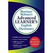 Merriam-Webster's Advanced Learner's English Dictionary, Paperback/Merriam-Webster