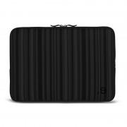 Be.ez LA robe Allure - удароустойчив неопренов калъф за MacBook Pro 15 и преносими компютри до 15 инча (черен)