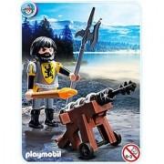 Lion Knight Cannon Guard
