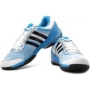 ADIDAS Cc Rally Comp Tennis Shoes For Men(White, Blue, Black, Silver)