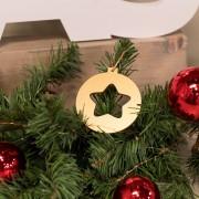 BOND ITALIA Decorazioni per albero di Natale in termoresina (16 pz)